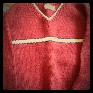 Sweaters - OOAK vintage unisex wool sweater.